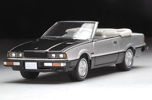 LV-N161b Datsun Custom Roadster (Black/Silver) (Diecast Car)