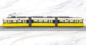 World The Railway Collection Berlin City Tram Type 1000 (Model Train)