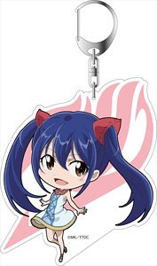 Fairy Tail the Movie: Dragon Cry Big Key Ring Wendy ...