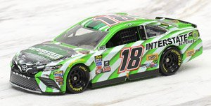 NASCAR Cup Series 2017 Toyota Camry INTERSTATE BATTERIES #18 Kyle Busch (ミニカー)