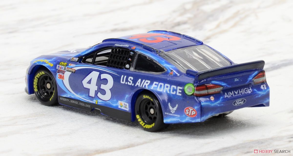 NASCAR Cup Series 2017 Ford Fusion AIR FORCE #43 Aric Almirola (ミニカー)
