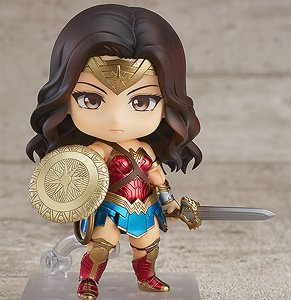 Nendoroid Wonder Woman: Hero`s Edition (Completed)