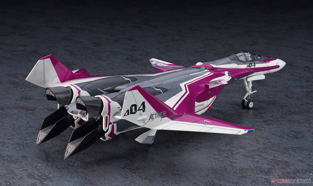 [Close] VF-31C Siegfried Mirage `Macross Delta` (Plastic model) Item picture3