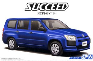 Toyota NCP160V Succeed `14 (Model Car)