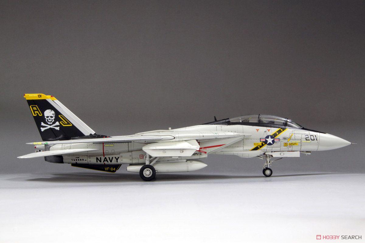 アメリカ海軍 F-14A トムキャット (プラモデル)