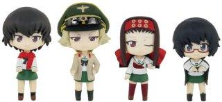 National Convention Figure Pair-Dot Girls und Panzer StuG III Ausf.F Ending Ver