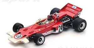 Lotus 72C Winner US GP 1970 Emerson Fittipaldi (ミニカー)