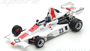 Hill GH1 No.23 Monaco GP 1975 Graham Hill (ミニカー)