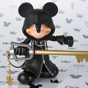 S.H.Figuarts King Mickey (Kingdom Hearts II) (PVC Figure)