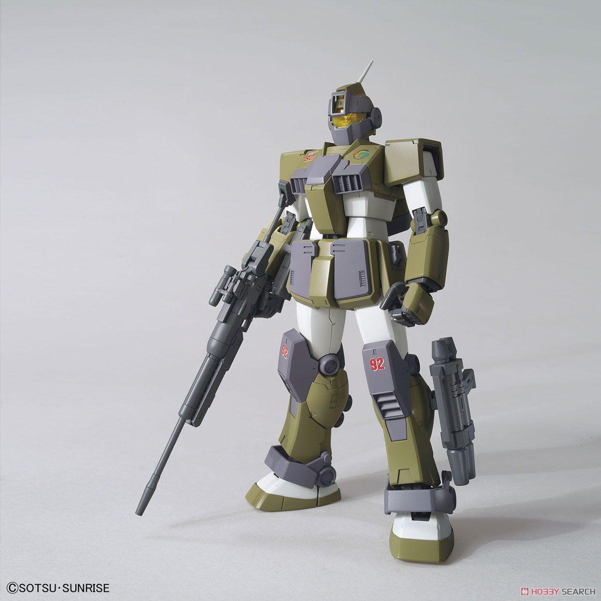 GM Sniper Custom (MG) (Gundam Model Kits) Item picture1
