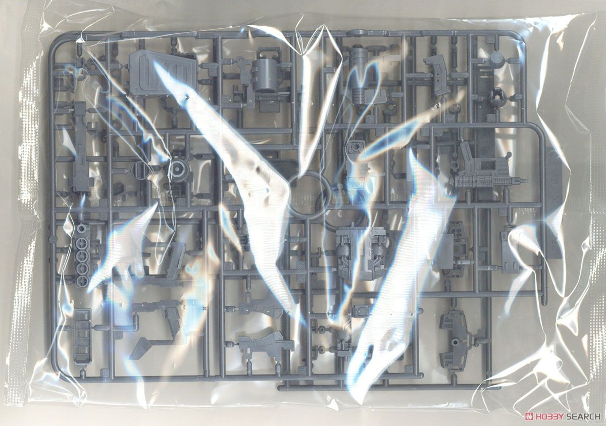 GM Sniper Custom (MG) (Gundam Model Kits) Contents5