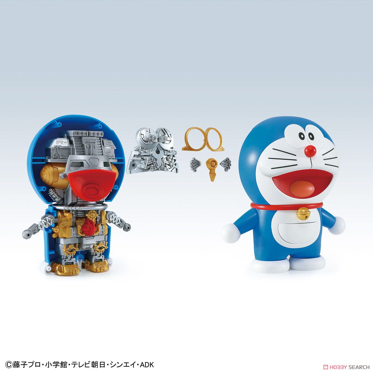 Figure-rise Mechanics Doraemon (Plastic model) Item picture7
