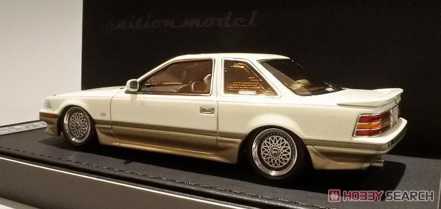 Toyota Soarer (Z20) 3.0GT-LIMITED White/Silver ※BB-Wheel (ミニカー)