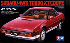 Subaru Alcyone 4WD VR Turbo (Model Car)