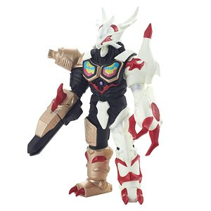 ultra monster dx belial fusion monster king galactron character toy