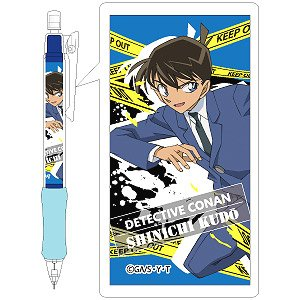 Detective Conan Delgado anytime sharp Mechanical Pencil Kid