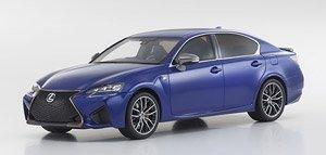 Lexus GS F (ブルー) (ミニカー)