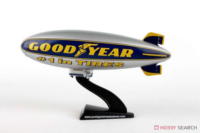 Goodyear Blimp `#1 in TIRES` (Pre-built Aircraft) Images List