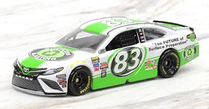 NASCAR Cup Series 2017 Toyota Camry DUSTLESS BLASTING#83 Corey Lajoie (ミニカー)