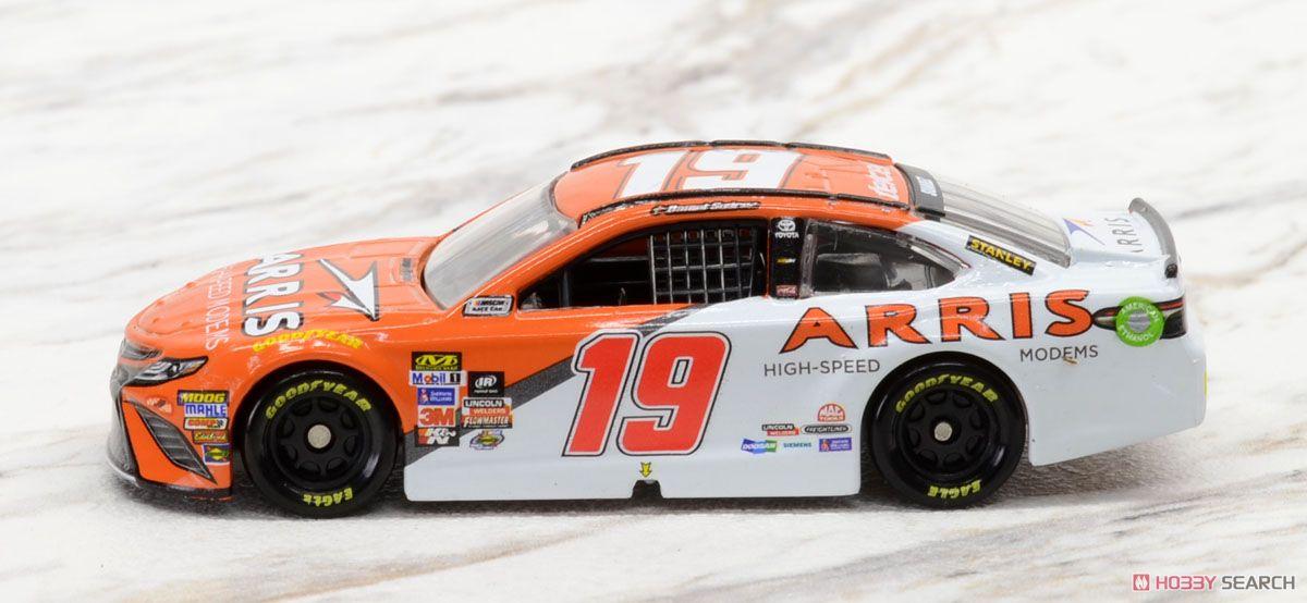 NASCAR Cup Series 2017 Toyota Camry ARRIS #19 Daniel Suarez (ミニカー)