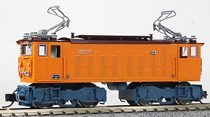 (HOe) [Limited Edition] The Kurobe Gorge Railway Type EDR Electric Locomotive (Pre-colored Completed) (Model Train)