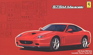 Ferrari 550/575M Maranello (Model Car)