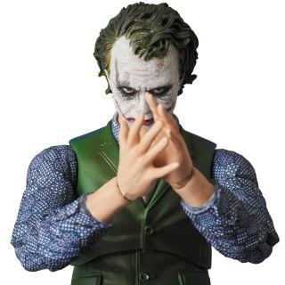Medicom MAFEX The Dark Knight Joker Cop Version No.062