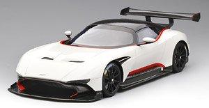 Aston Martin Vulcan White Diecast Car Hobbysearch Diecast Car Store