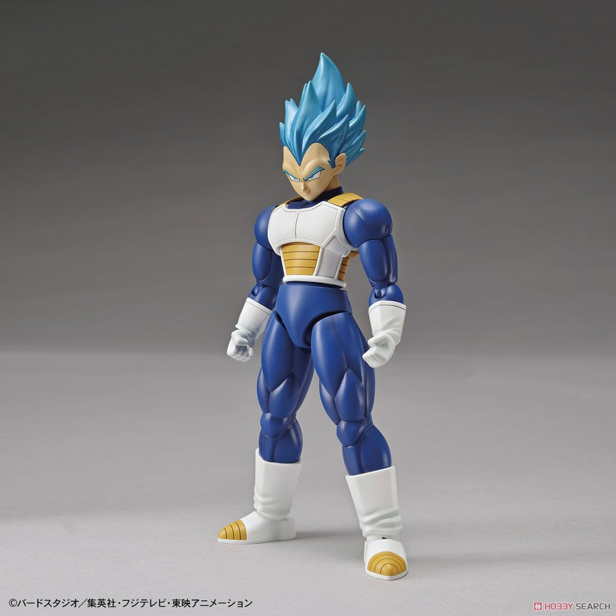 Figure-rise Standard Super Saiyan God Super Saiyan Vegeta (Plastic model) Item picture1