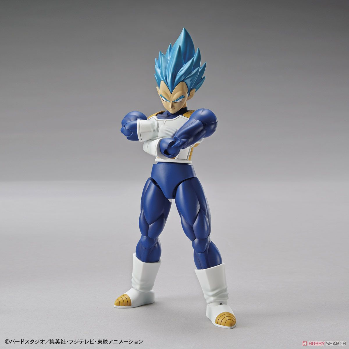 Figure-rise Standard Super Saiyan God Super Saiyan Vegeta (Plastic model) Item picture2