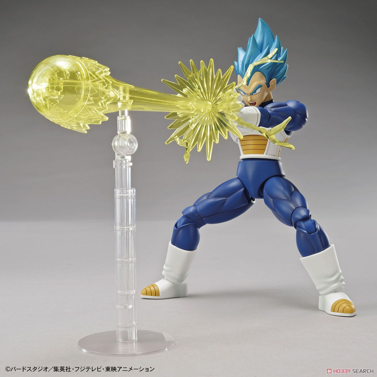 Figure-rise Standard Super Saiyan God Super Saiyan Vegeta (Plastic model) Item picture3