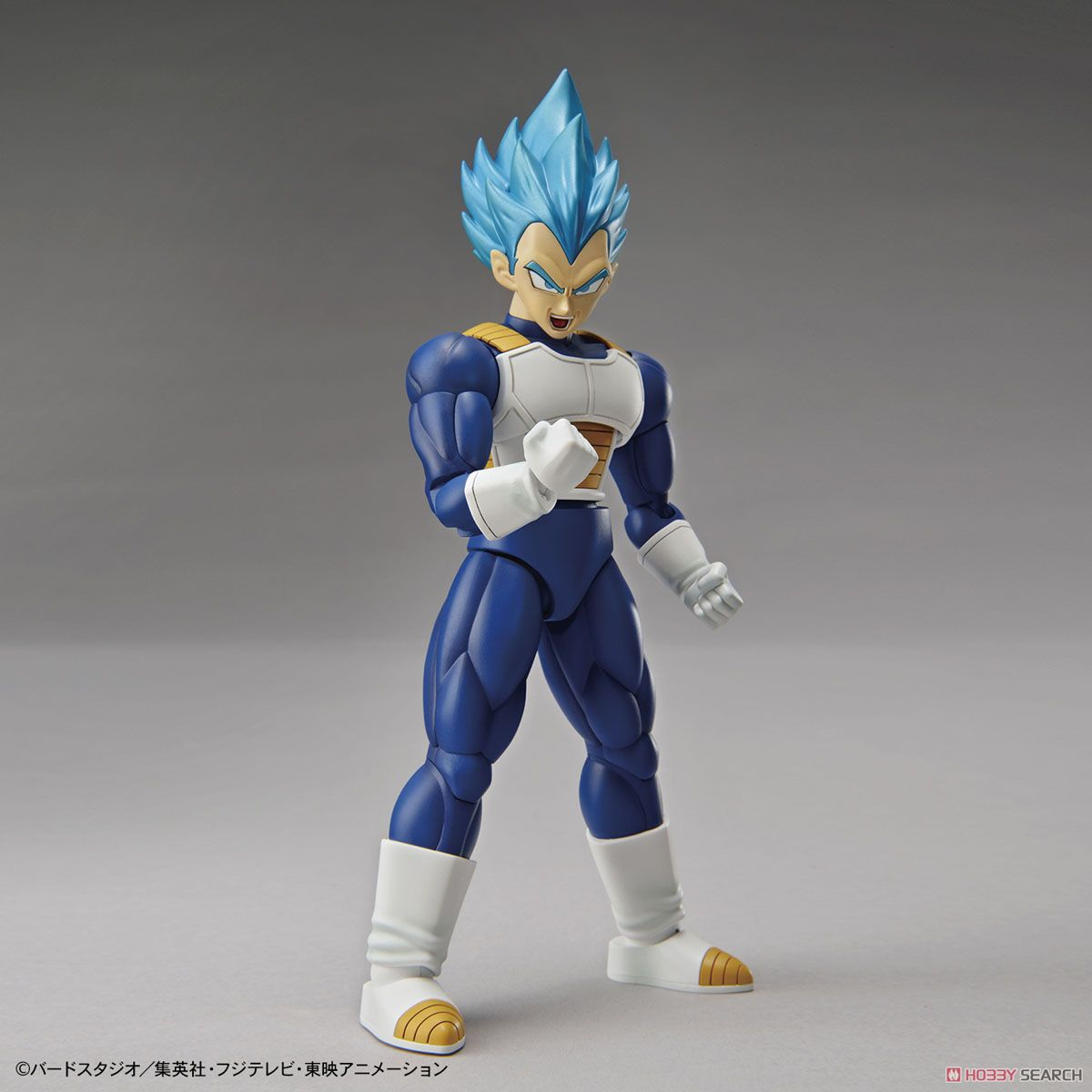 Figure-rise Standard Super Saiyan God Super Saiyan Vegeta (Plastic model) Item picture4