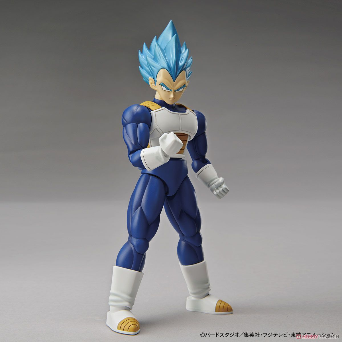 Figure-rise Standard Super Saiyan God Super Saiyan Vegeta (Plastic model) Item picture5