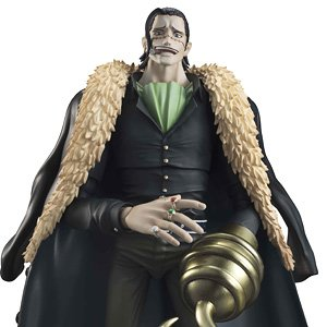 Variable Action Heroes One Piece Crocodile (PVC Figure)