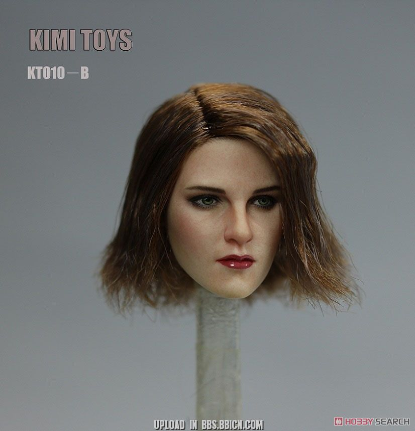 Kimi Toys Female 1/6 European Head 010 B (Fashion Doll) Item picture2