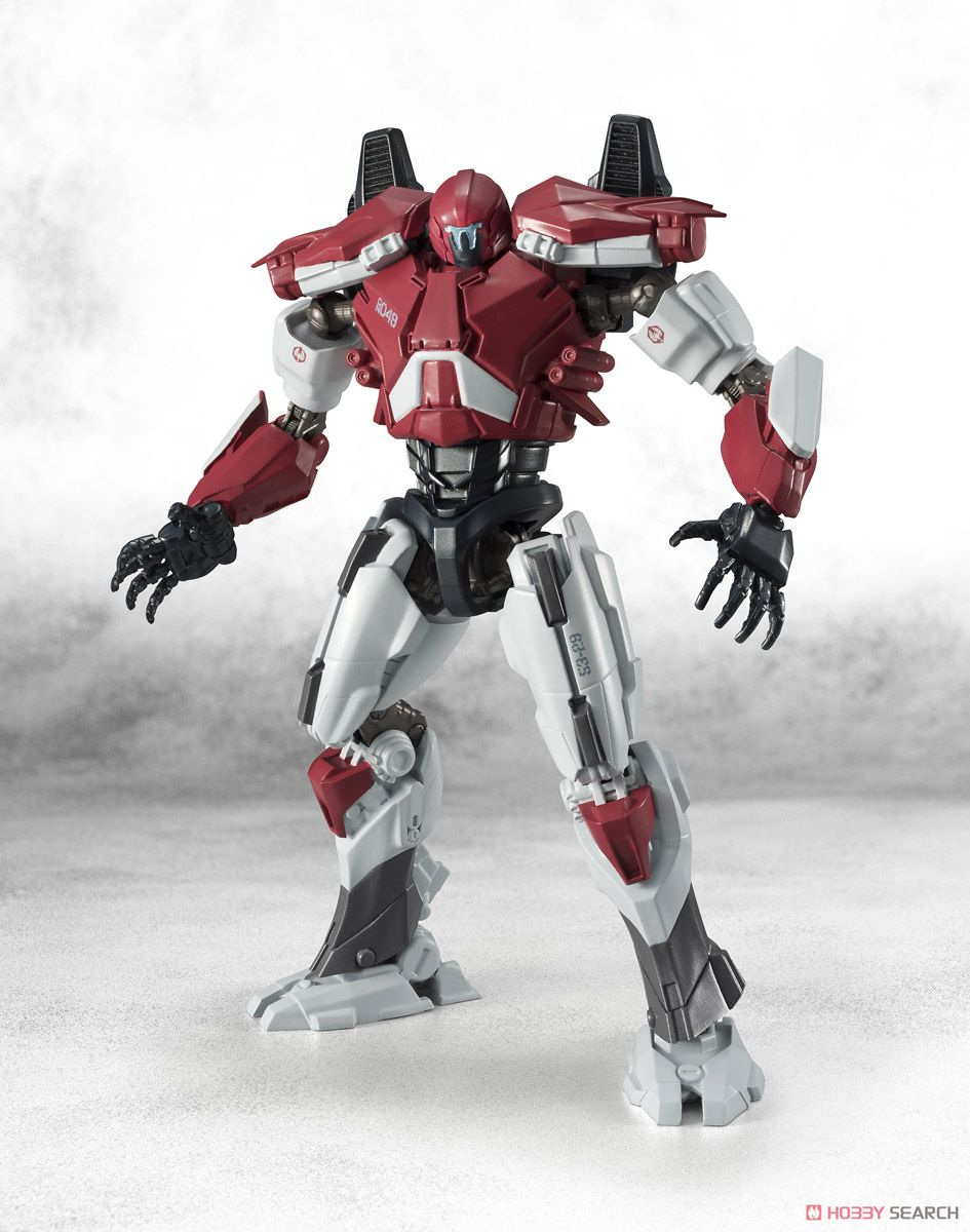 ROBOT魂 < SIDE JAEGER > ガーディアン・ブラーボ (完成品)