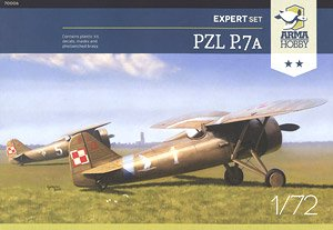 PZL P.7a [Expert Set] (Plastic model)