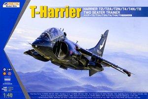 ハリアーT2/T2A/T2N/T4/T4N/T8 複座練習機 (プラモデル)
