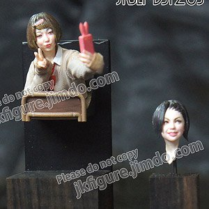 JK Figure Series JKSLF-BST20S (1/20 Scale) (Plastic model)