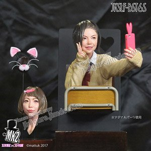 JK Figure Series JKSLF-BST6S (1/6 Scale) (Plastic model)