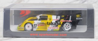 Needell 1//43 P T Barilla Spark S5243 TOYOTA 88C N°37 24 H Le Mans 1988
