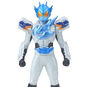 Rider Hero Series 15 Kamen Rider Cross-Z Charge (Character Toy)