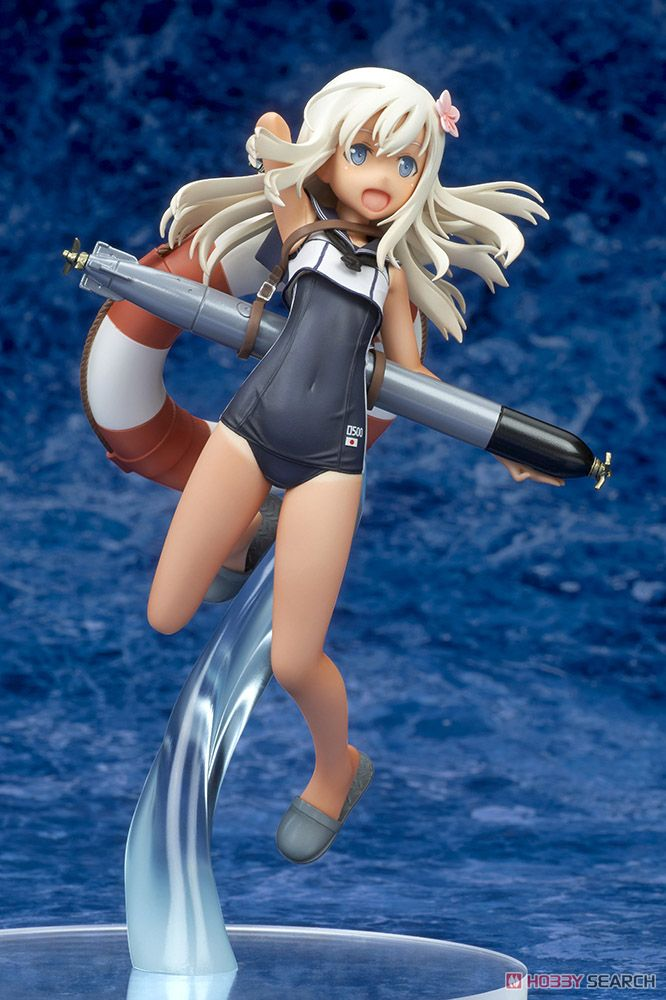 Kantai Collection Ro-500 (PVC Figure) Item picture4