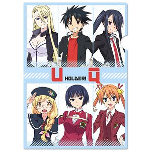 Uq Holder Clear File B Anime Toy Hobbysearch Anime Goods Store
