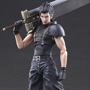 Crisis Core - Final Fantasy VII - Play Arts Kai Zack (PVC Figure)