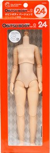 24cm Female Body Bust Size S New style (Whity) (Fashion Doll)