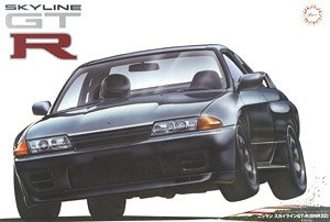 Nissan Skyline GT-R (BNR32) (Model Car)
