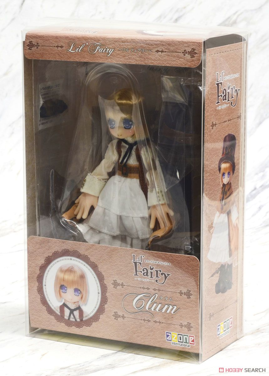 1/12 Lil` Fairy -Small Maid- / Clum (Fashion Doll) Package1