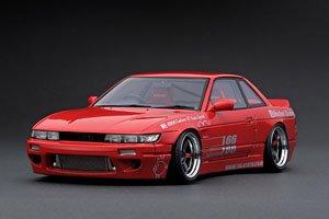 Rocket Bunny S13 V1 Red (Diecast Car) - HobbySearch Diecast Car Store
