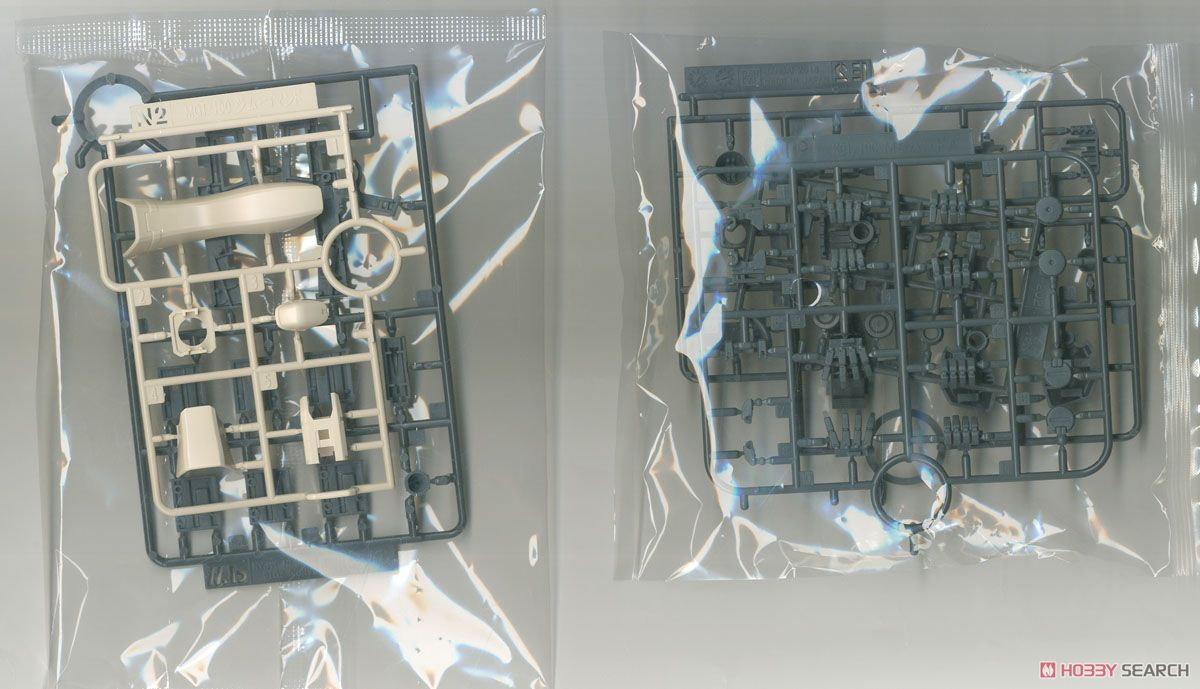 GM Command (Colony Type) (MG) (Gundam Model Kits) Contents5